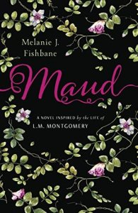 Book cover for Maud by Melanie J. Fishbane