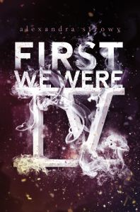 FIRST WE WERE IV - cover