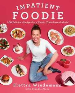 Book cover for Impatient Foodie