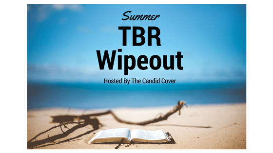 Link-up: Update Post #1- Summer TBR Wipeout 2018