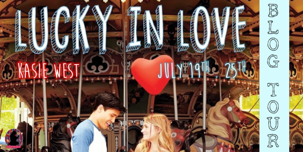 Book Review & Playlist: Lucky in Love by Kasie West