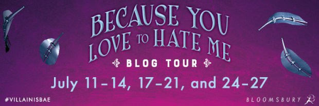 Review & Interview: Because You Love to Hate Me