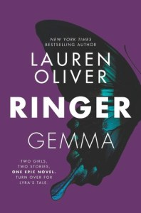 Review: Ringer by Lauren Oliver