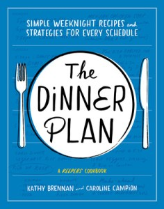 Cookbook Review: The Dinner Plan
