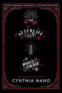 Book cover for The Afterlife of Holly Chase