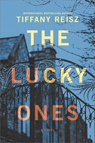 book cover of The Lucky Ones by Tiffany Reisz