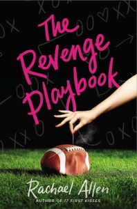 Review & Playlist: The Revenge Playbook by Rachael Allen