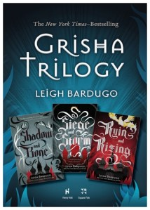 Series Review: The Grisha Trilogy by Leigh Bardugo