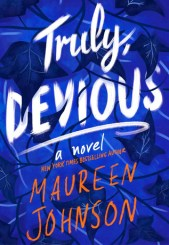 Book cover for Truly Devious by Maureen Johnson.