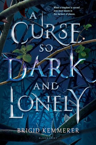 Wishlist Wednesday: A Curse So Dark and Lonely