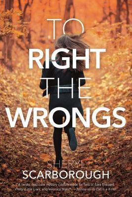 Review: To Right the Wrongs by Sheryl Scarborough