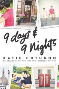 Review: 9 Days and 9 Nights by Katie Cotugno
