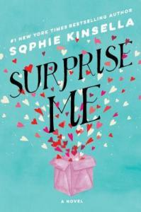 Surprise Me by Sophie Kinsella book cover