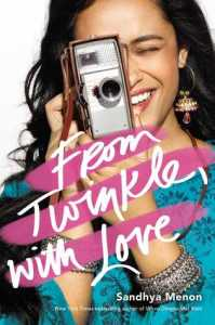 Review: From Twinkle, With Love by Sandhya Menon
