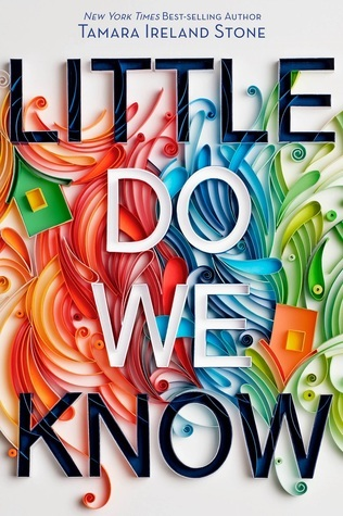 Review: Little Do We Know by Tamara Ireland Stone