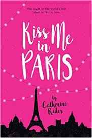 Book cover for Kiss Me in Paris