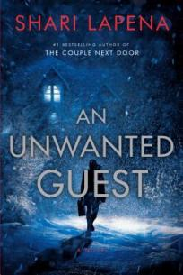 Book cover for An Unwanted Guest
