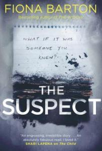 Review: The Suspect by Fiona Barton