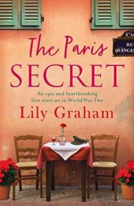 Friday Reads: The Paris Secret
