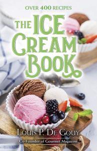 Review: The Ice Cream Book by Louis P. De Gouy