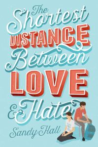 The Shortest Distance Between Love & Hate