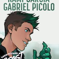 Q&A: Kami Garcia: Teen Titans: Beast Boy
