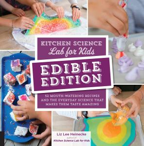 Review: Kitchen Science Lab for Kids: Edible Edition