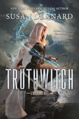 Truthwitch large cover