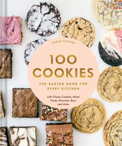 Review: 100 Cookies by Sarah Kieffer