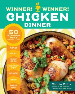 Cookbook Review: Winner! Winner! Chicken Dinner