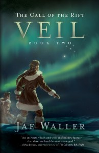 Blog Tour & Giveaway: The Call of the Rift: Veil