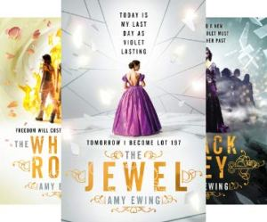 Series Review: The Lone City Trilogy by Amy Ewing