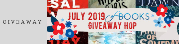 July 2019 Book Giveaway Hop