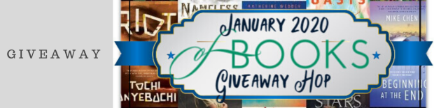 January 2020 New Release Book Giveaway Hop