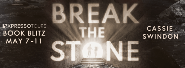 Amazon Giveaway: Break the Stone by Cassie Swindon