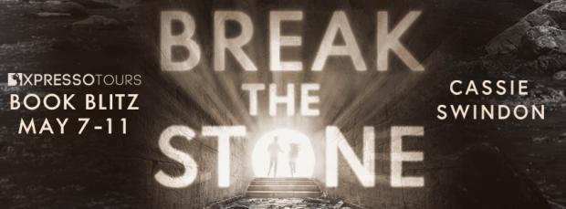 Amazon Giveaway: Break the Stone by Cassie Swindon