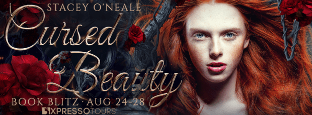 Giveaway: Cursed Beauty by Stacey O'Neale