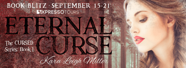 Amazon Giveaway: Eternal Curse