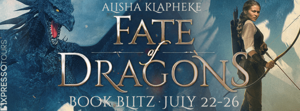 Book Blitz & Giveaway: Fate of Dragons