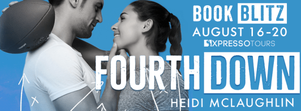 Amazon Giveaway: Fourth Down
