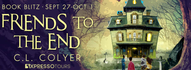 Amazon Giveaway: Friends to the End