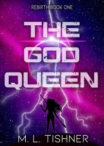 Book Blitz & Giveaway: The God Queen