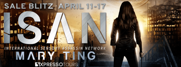 Amazon Giveaway: ISAN by Mary Ting