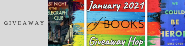 January 2021 New Release Giveaway Hop