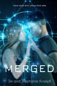Book Blitz: Merged