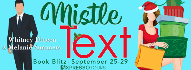 Amazon Giveaway: Mistle Text by Whitney Dineen