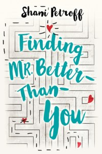 Guest Post & Giveaway: Finding Mr. Better-Than-You