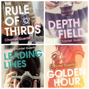 Series Review: Pippa Greene by Chantel Guertin