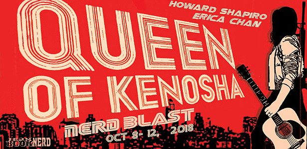 Book Blast & Giveaway: Queen of Kenosha by Howard Shapiro