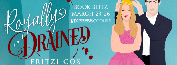 Giveaway: Royally Drained by Fritzi Cox